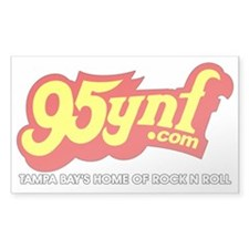 95ynf Transparent Bumper Decal