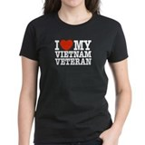 I Love My Vietnam Veteran Tee