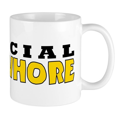 Official Man Whore Mug