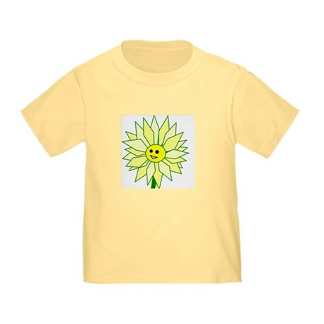Happy Flower t-shirt Toddler T-Shirt