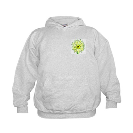 Happy Flower t-shirt Kids Hoodie