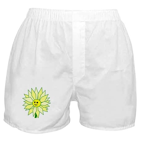 Happy Flower Boxer Shorts
