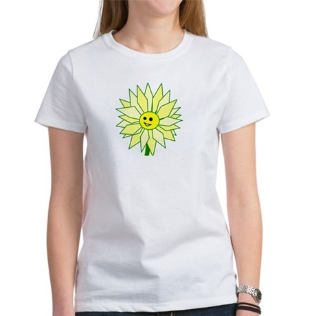 Happy Flower t-shirt Women's T-Shirt