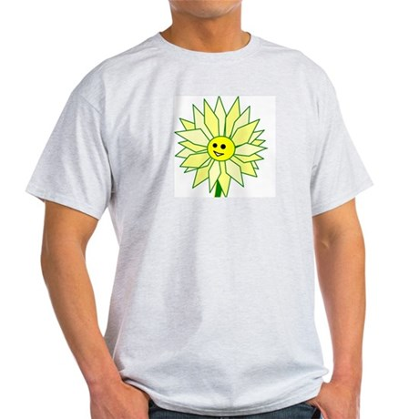 Happy Flower t-shirt Light T-Shirt