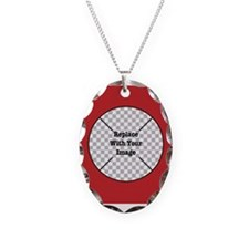 Customizable Red Necklace