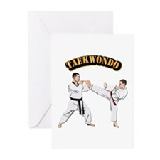 Taekwondo Greeting Cards (Pk of 10)