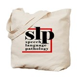 SLP - Speech Language Patholo Tote Bag