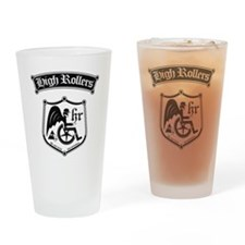 HRWC MLogo Drinking Glass