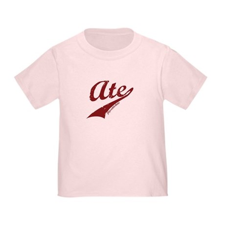 Ate Toddler T-Shirt