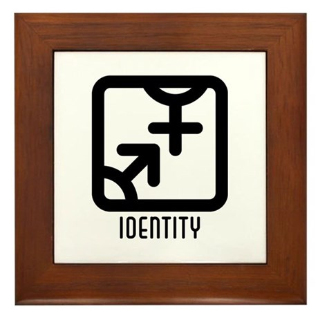 Identity : Both Framed Tile