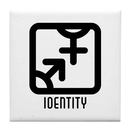 Identity : Both Tile Coaster