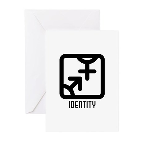 Identity : Both Greeting Cards (Pk of 10)