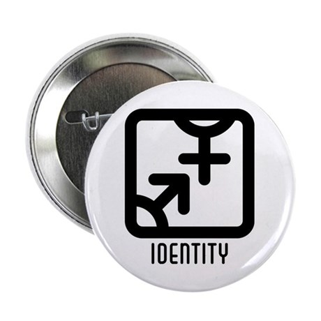 "Identity : Both 2.25"" Button (10 pack)"