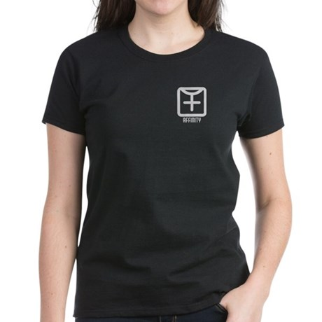 Affinity : Female Women's Dark T-Shirt