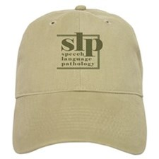 SLP - Speech Language Patholo Baseball Cap