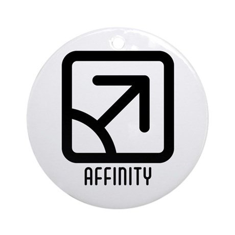 Affinity : Male Ornament (Round)