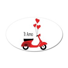 Ti Amo Wall Decal
