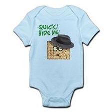 Hide the Afikomen Infant Bodysuit