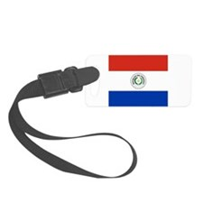 Flag of Paraguay Luggage Tag