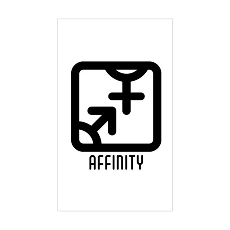 Affinity : Both Rectangle Sticker