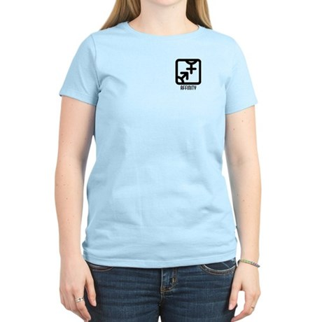 Affinity : Both Women's Light T-Shirt