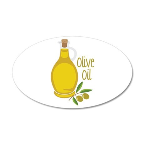 Olive Oil Wall Decal