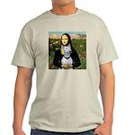 Mona's Bull Terrier Light T-Shirt