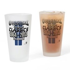 50 Anniversary Drinking Glass