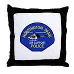 Huntington Park Air Support Throw Pillow