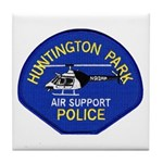 Huntington Park Air Support Tile Coaster
