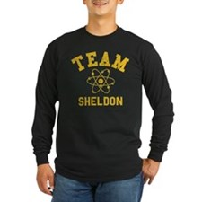 Team Sheldon Long Sleeve T-Shirt
