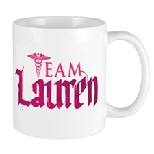 Lost Girl Team Lauren Mug