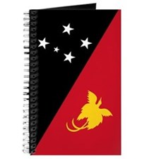 Papua New Guinea Flag Journal