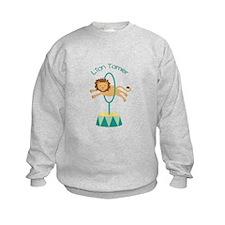 Lion Tamer Sweatshirt