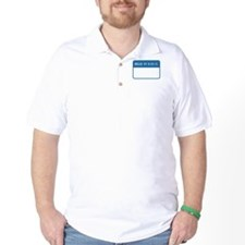 Name Tag shirt