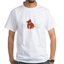 Bear With Me Im Potty Training T-Shirt