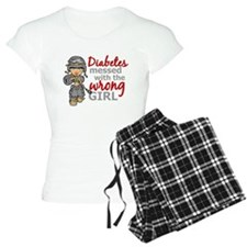 Combat Girl Diabetes Pajamas