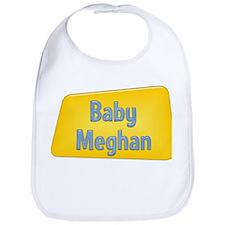 Baby Meghan Bib