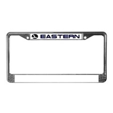 Unique Airline License Plate Frame
