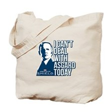 Can't Deal with Asgard Tote Bag