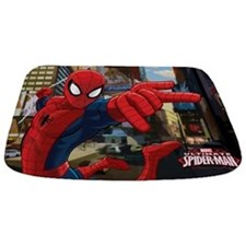 Ultimate Spider-Man Bathmat