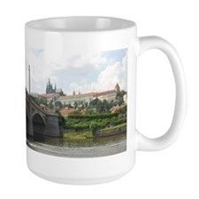 Prague Castle Mugs