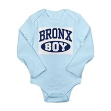 Bronx Boy Infant Creeper Body Suit