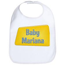 Baby Mariana Bib