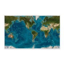 Earth 3'X5' Area Rug