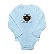 Poppy's Little Monkey Baby/Toddler Onesie Body Sui