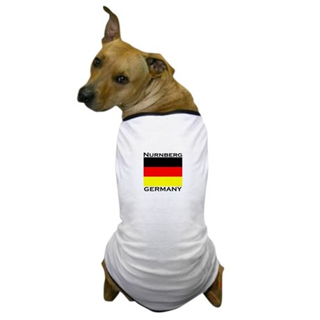 Nurnberg, Germany Dog T-Shirt