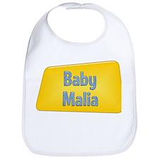 Baby Malia Bib