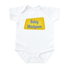 Baby Madyson Infant Bodysuit