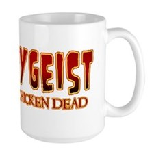 Poultrygeist Logo Mugs